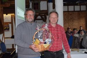 Gratulation zum 60. Geburtstag von Uwe Hartung